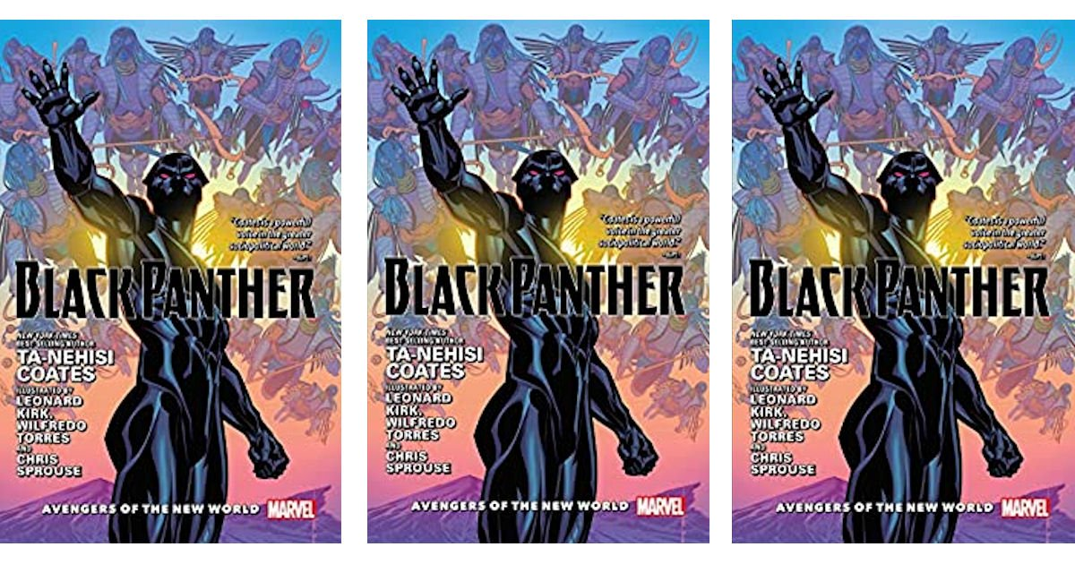 Free Black Panther Vol. 2 Collection eComic