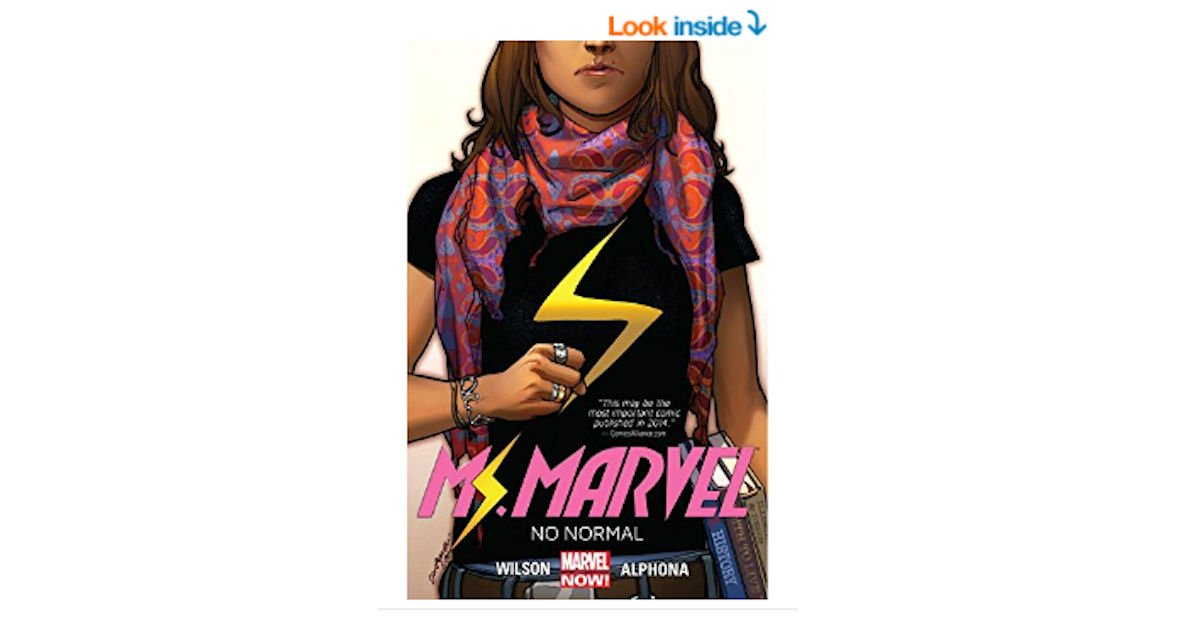 Free Ms. Marvel Vol. 1: No Normal eComic