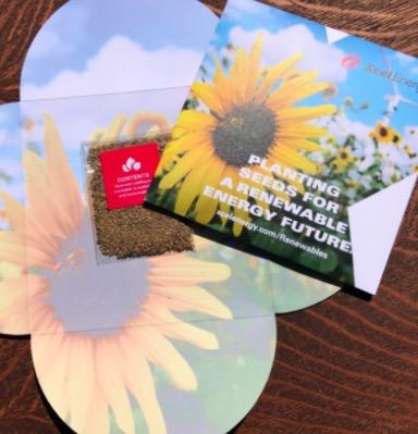 Free Pollinator Seed Pack Order Form (Colorado & Minesota)