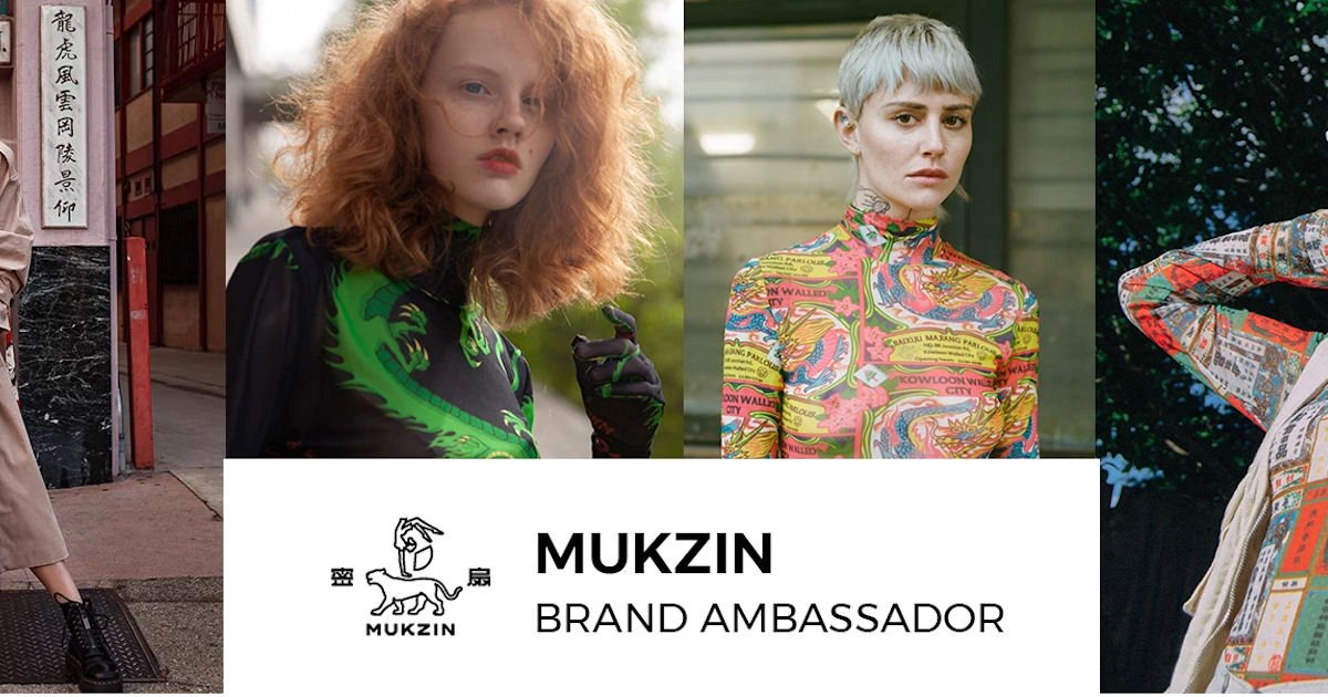 Mukzin Ambassador - Free Clothes, Accessories & More