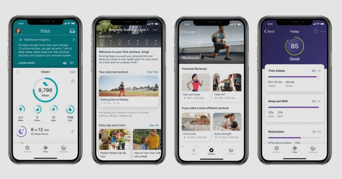 Free 90-Day Fitbit Premium Membership