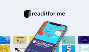 FREE 1-Year Access to Readitfor.me