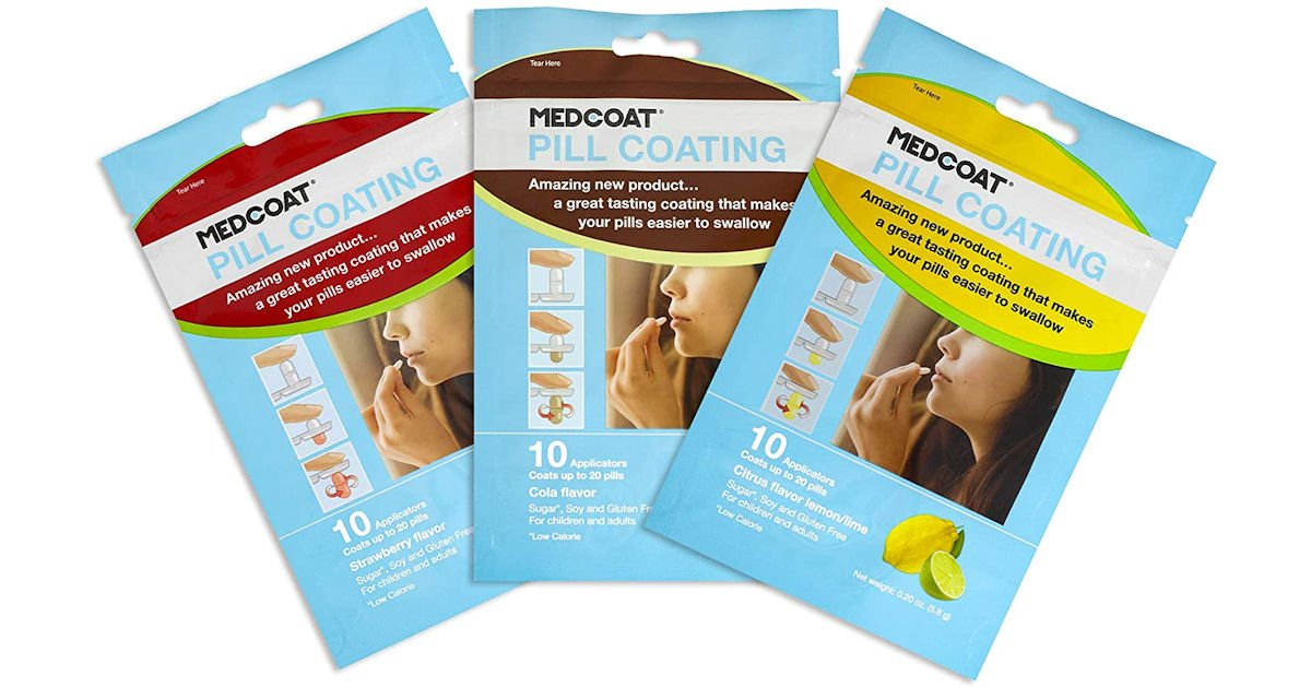 Free Medcoat Pill Coating Sample