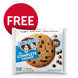 FREE Lenny and Larry Cookie at Pilot Flying J Travel Centers