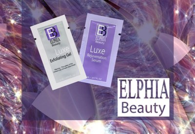 Elphia Beauty Exfoliating Gel & Rejuvenation Serum Sample for Free