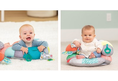 Infantino 2-in-1 Tummy Time & Seated Support for Free