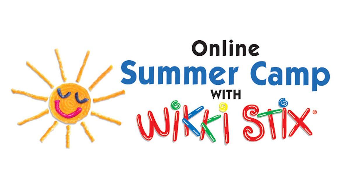 Free Wikki Stix Online Summer Camp