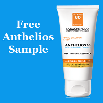 FREE La Roche-Posay Anthelios 60 Melt-In Sunscreen Milk Sample