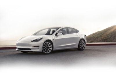 The Hustle Tesla Giveaway