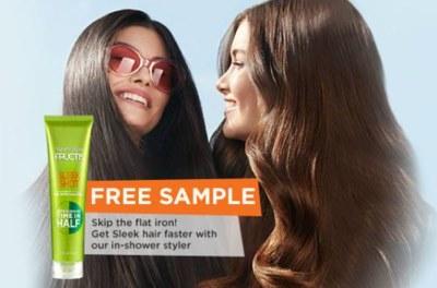 Garnier Fructis Sleek Shot In-Shower Styler for Free