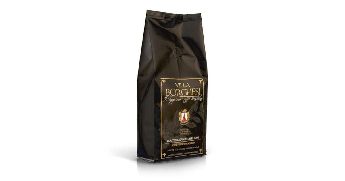 Free Sample of Villa Borghesi Coffee
