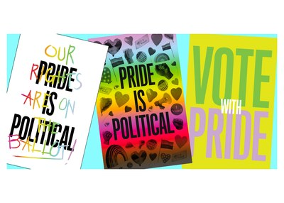 Pride Posters for Free