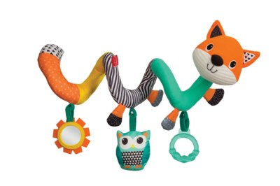 Infantino Spiral & Stretch Activity Toy for Free