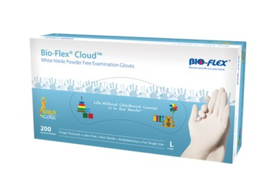 Bio-Flex Nitrile or Latex Gloves for Free