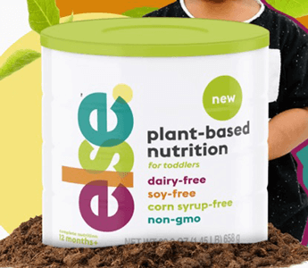 Possible FREE Else Plant-Based Toddler Nutrition Drink Samples