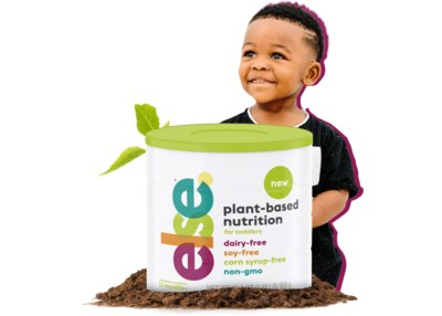 Else Plant-Based Toddler Nutrition Formula for Free