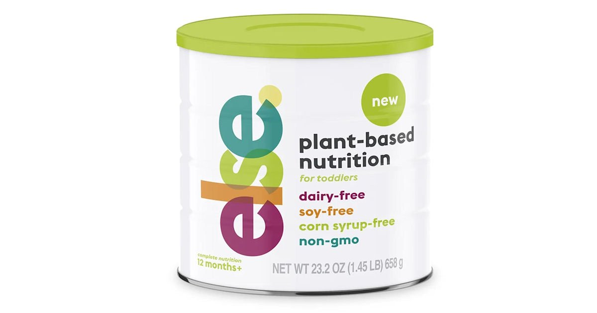 Free Sample of Else Plant-Based Toddler Nutrition Formula