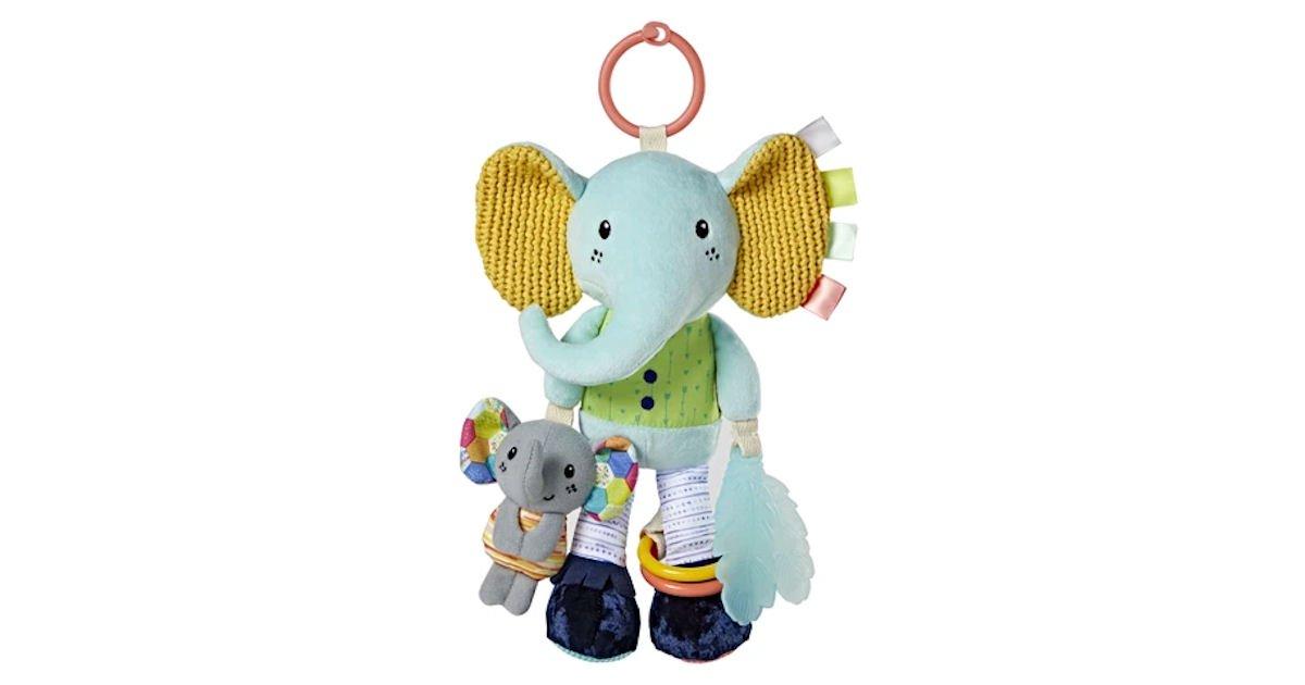 Free Infantino Playtime Pal Elephant
