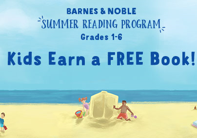 FREE Book for Kids From Barnes and Noble Summer Reading Program