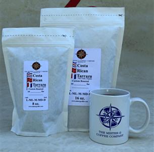 FREE Mr. G Coffee Sample