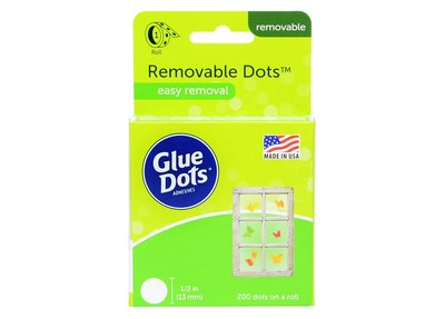 Glue Dots Sample for Free