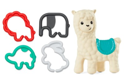 Infantino Animal Parade Links and Squeeze & Teethe Llama for Free