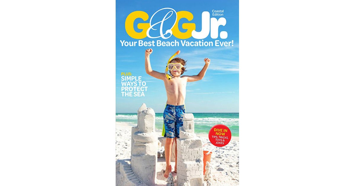 Free Digital Issue of G&G Jr Magazine