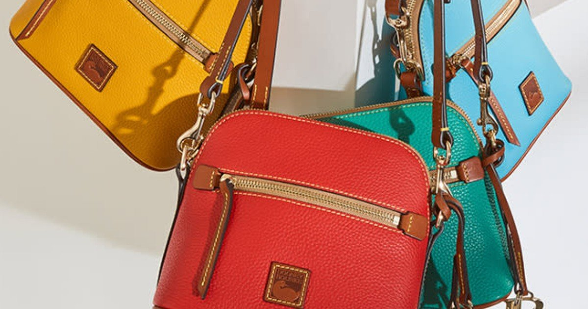 Win a $500 Bag from Dooney & Bourke Pebble Grain Collectection