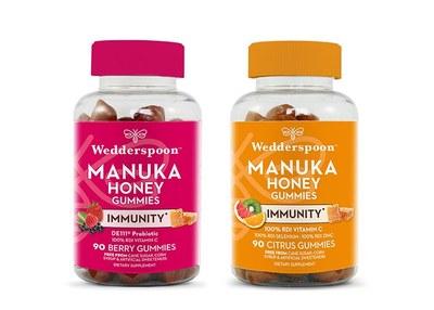 Wedderspoon Manuka Honey Immunity Gummies for Free