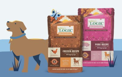 Free Bag of Nature's Logic Dog Food