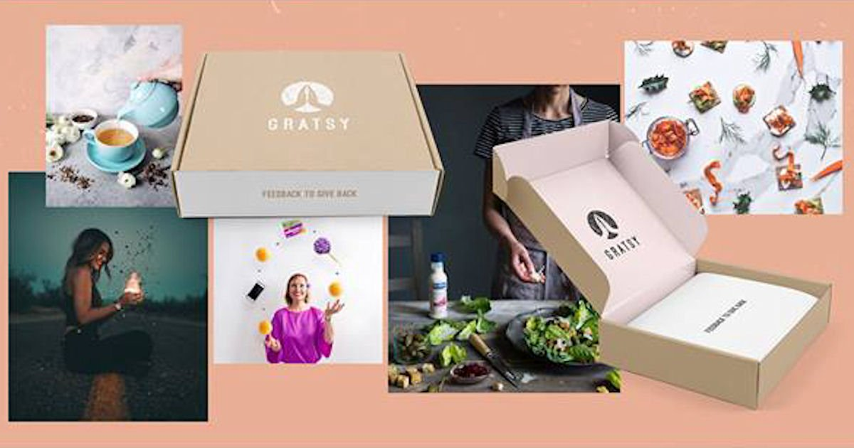 Free Samples from Gratsy - New Samples