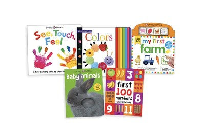 Priddy Books Early Learning Collection for Free