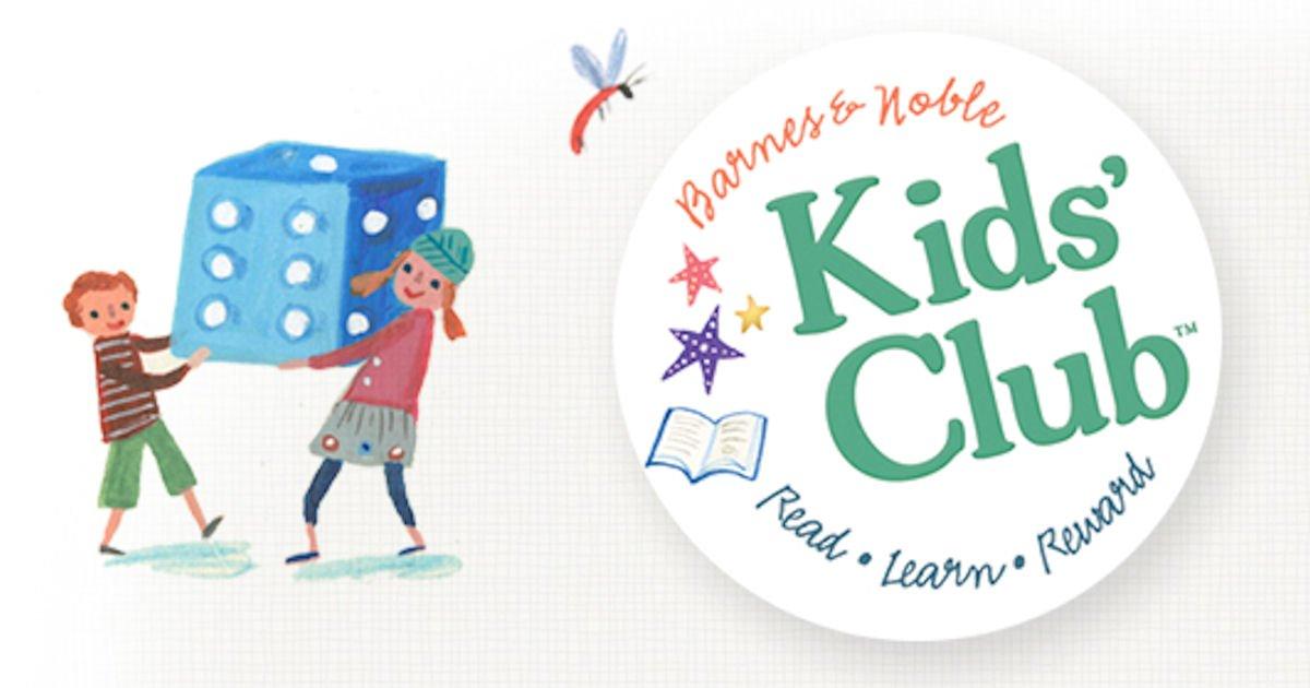 Barnes & Noble Kids Club - Free Cupcake & More