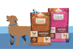 FREE Bag of Nature's Logic Dog Food