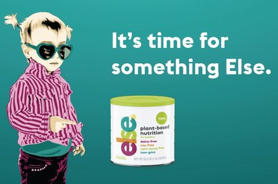 Free Sample of Else Plant-Based Complete Nutrition for Toddlers