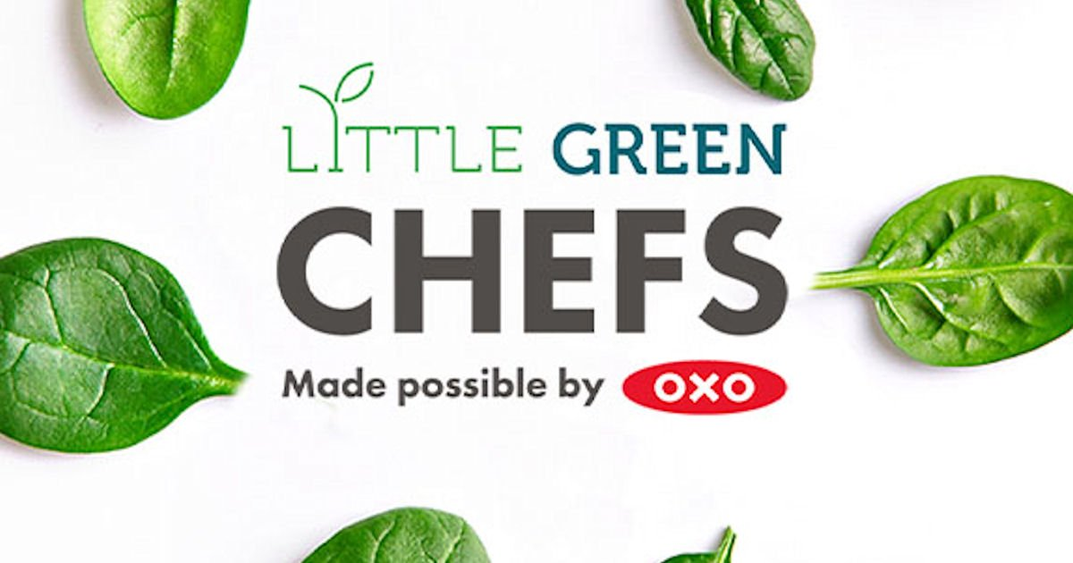 Free OXO Little Green Chefs Online-Learning, Recipes & More