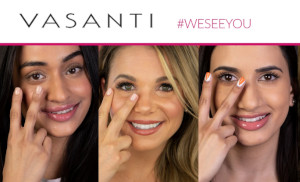 FREE Vasanti Costmetics Products for Frontline Workers