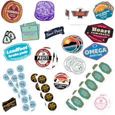 FREE Comgraphx Sticker Samples
