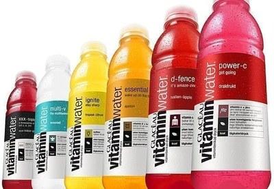 Free Vitamin Water at Giant Eagle