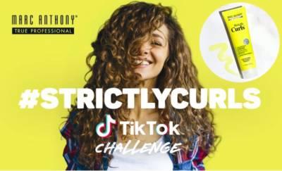 Free #StrictlyCurls Samples