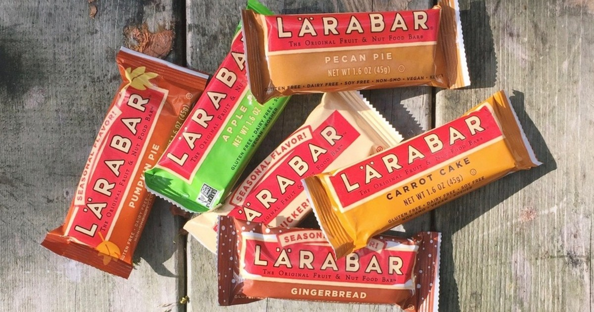 FREE Larabar Energy Bar at CVS