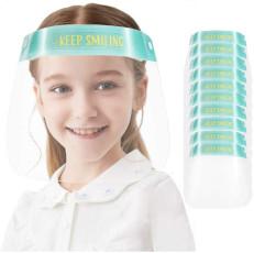 FREE Kids Anti-fog Face Shields
