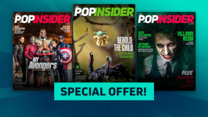 FREE Subscription to The Pop Insider Magazine