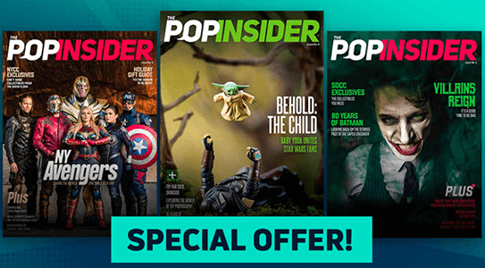 FREE Subscription to The Pop Insider
