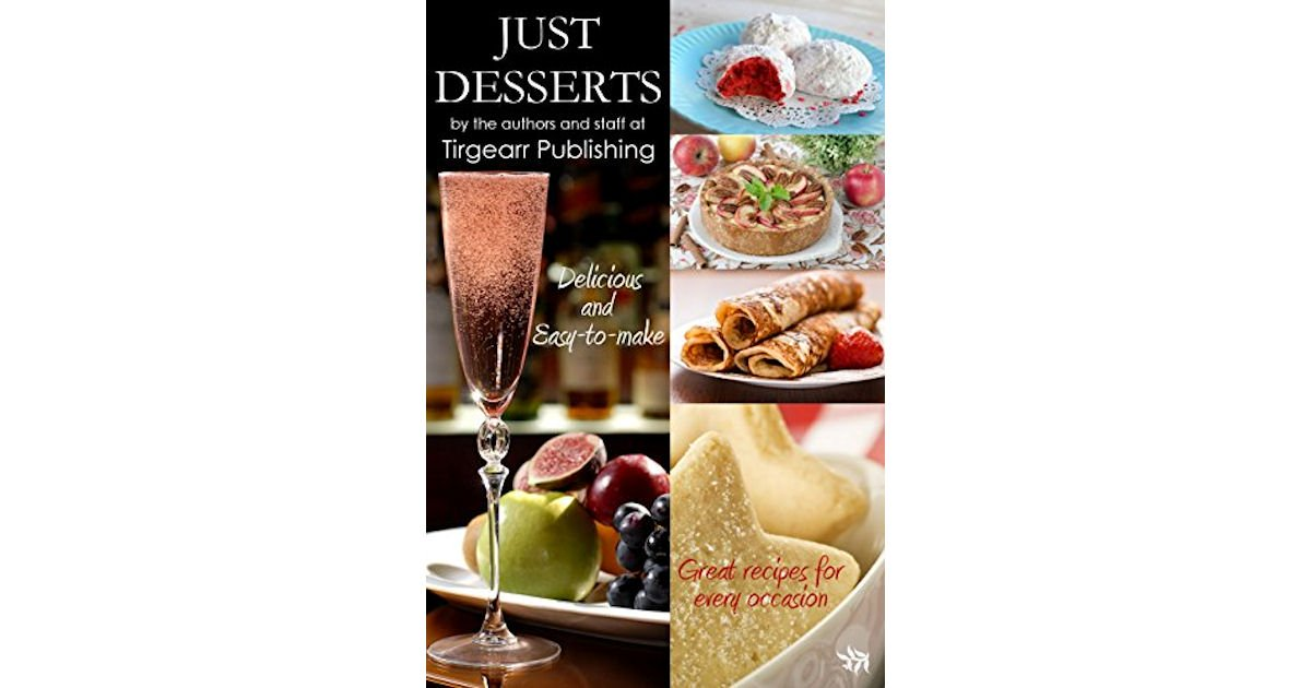Free Just Desserts Recipe eBook
