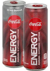 FREE Coke Energy Drink at Giant Eagle Stores