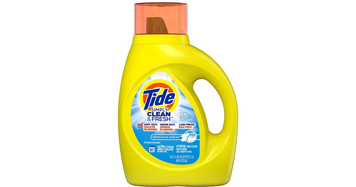 Tide Simply ONLY $1.94 at CVS