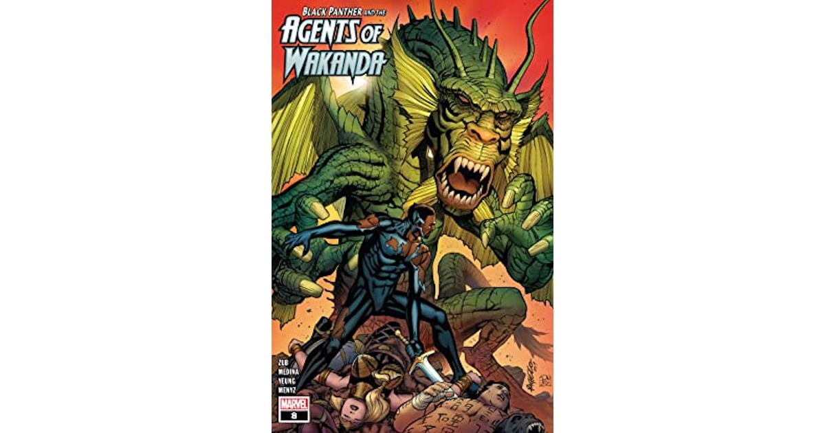 Free Black Panther & The Agents Of Wakanda eComic