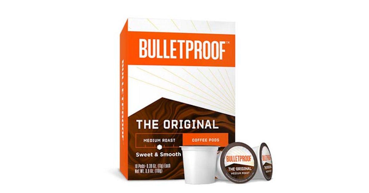 Free Bulletproof Coffee Single-Serve Pods