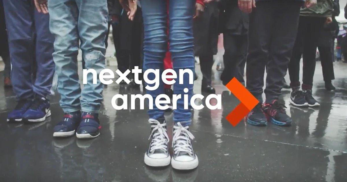 Free NextGen America Face Mask